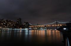 Roosevelt Island, 01.08.16 (gigi_nyc) Tags: rooseveltisland queensborobridge nyc newyorkcity eastriver