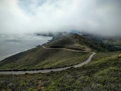 Conzelman Road (s__i) Tags: conzelmanroad marinheadlands hawkhill hike fog