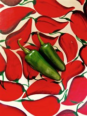 Chiles (conceptual) Tags: chile chiles picante mexico mexican mexicano tipico tpico colores colours red green peppers hot caliente