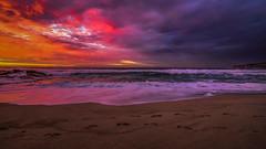 Tamarama 6.30am (Tonitherese) Tags: sunrise tamarama sydney ocean coast coastal australia olympus omdem1 bestshotoftheday