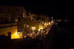 Otranto (Salvo Marturana) Tags: italia italy puglia salento otranto scorcio notturno estate vacanze mar adriatico canon550d tamron1750