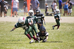 IMG_7987eFB (Kiwibrit - *Michelle*) Tags: cmfl football jamboree maranacook school pee wee kids monmouth winthrop lisbon game play 082716