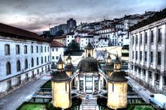 Coimbra_HDR- (Javi_Soul) Tags: portugal nikon nikkor d7000 outdoor city ciudad urbana urban hdr coimbra