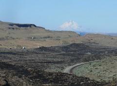 Snow-capped peak (Kanikoski) Tags: usa oregon roadtrip mounthood mountain
