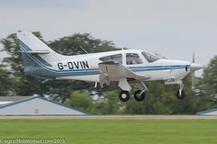 G-OVIN - 1976 build Rockwell Commander 112TC, arriving at Sywell during the 2015 LAA Rally (egcc) Tags: 13090 2015laarally bodyworks commander commander112tc deixn egbk govin laarally lightroom lycoming n4585w northampton orm oydvn rockwell sywell vekaria