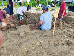 Hanalei_Sand_Castle_Contest-26 (Chuck 55) Tags: hanalei bay sand castle hawaii