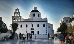Orthodox church (#EFY) Tags: church orthodox santorin santorini grèce greece lg g3 lgg3