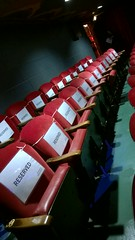 Reserved rows inside Theatre at Ace Hotel DTLA (dj venus) Tags: dtla reserved laist nextfest 2016 acehoteltheatre