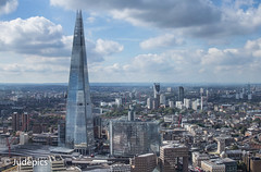The Shard (judepics) Tags: theshard theskygarden architecture london railway