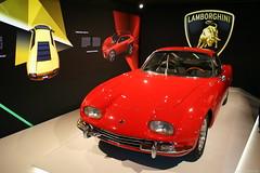 Lamborghini 350 GT (Clment Tainturier) Tags: motors valley museo lamborghini santagata bolognese 350 gt