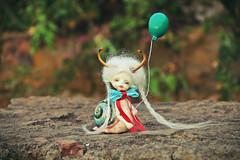 Ailey (.Iuliania.) Tags: bjd dollchateau larry snail