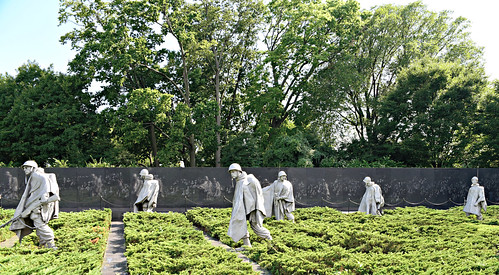 Thumbnail from Korean War Veterans Memorial