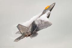 Lockheed Martin F-22A Raptor (Varcs) Tags: raptor f22 lockheed martin riat airshow usaf stealth fighter