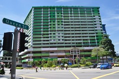 Goodbye Rocher 18 (fionatkinson) Tags: singapore asia rocher hdb flats urban demolishon old colour architecture landscape