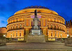 Royal Albert Hall (TIM BRUENING  PHOTOGRAPHY) Tags: uk england london architecture royalalberthall britain bluehour dri hdr blauestunde abigfave 5dmarkii flickrtravelaward rememberthatmomentlevel4 rememberthatmomentlevel1 rememberthatmomentlevel2 rememberthatmomentlevel3