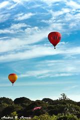 Hot Air Balloons (Andr R. Souza) Tags: hot braslia balloons air bales