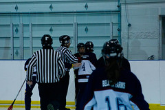 Polar Ice vs Vipers (blehmanphotos) Tags: ontario canada ice sports womens broomball arena finals awards nationals stratford 2012 polarice vipers newhamburg canadiannationals