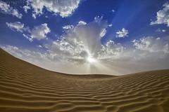 Sand Texture - HDR (TARIQ-M) Tags: sunset sun texture sahara sunrise landscape sand waves pattern desert ripple patterns dunes wave ripples rays شمس riyadh saudiarabia hdr بر الصحراء canoneos5d الرياض سماء غيوم صحراء goldensand رمال سحب اشعة سحابة رمل طعس كانون المملكةالعربيةالسعودية غيمة الرمل خطوط العاذرية صحاري canonef1635mmf28liiusm الثمامة canoneos5dmarkii نفود الرمال كثبان براري تموجات اشعةالشمس تموج الرمالالذهبية نفد الجتادرية