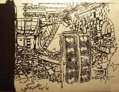 The crying door (hamid_sul) Tags: home libertad freedom mary stop torture syria damascus hama  aleppo    freiheit  colvin                       daraa    zgrlk   wolno     idlib             libertatem     frihetlibert libert