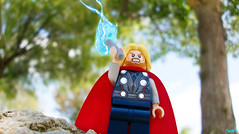 Thor God of Thunder (chrisofpie) Tags: