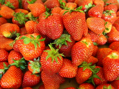 iodine rich food 10 - strawberries
