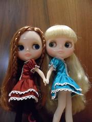 Flora & Sansa