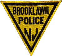 Brooklawn Police patch