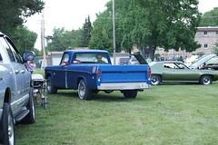 69 Dodge Pick-Up (DVS1mn) Tags: park county cars 1969 car minnesota fairgrounds big midwest head nine dodge block hemi mopar 69 six mn dakota slant wedge sixty nineteen wpc walterpchrysler mopars pentastar chryslercorporation nineteensixtynine