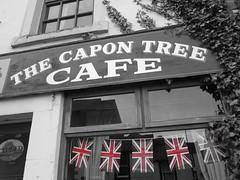 The Capon Tree Cafe Brampton (ambo333) Tags: uk england music food coffee cafe tea drink unitedkingdom flag meals livemusic flags celebration cumbria unionjack brampton frontstreet diamondjubilee capontree queensdiamondjubilee thecapontreecafe queensdiamondjubileecelebrations carlislemusiccity