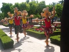 Teenagers who had a tough childhood in northeast Brazil perform Afro-Brazilian dances in Málaga. Credit: Ines Benítez/IPS (IPS Inter Press Service) Tags: brazil spain dancers streetkids streetchildren