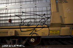 Jaber (Revise_D) Tags: railroad urban streetart art train bench painting graffiti steel rail trains tags urbanart trainstation rails tagging railyard freight staging revised trainart jaber railart monikers steelart benching fr8heaven revisedesigns