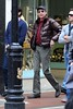 Singer Barry Manilow is seen shopping on Grafton Street with his assistants Dublin, Ireland - 22.05.12