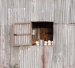 A shop around the corner (Square, 21/52) (iShoot!) Tags: africa window shop square lagos nigeria okno sklep afryka kwadrat canon50dnigerialagosshopwindowcanon50d