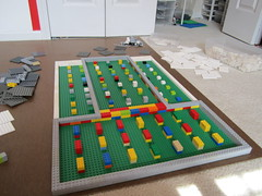 Lego star wars Mygeeto MOC (day 1) (thespidermonkey232) Tags: star lego wars base moc mygeeto