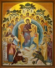 All Creation Rejoices (A Whistling Train) Tags: all father icon creation theodore rejoices