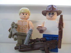BrickWarriors Proto Review (Ice) Tags: bw rifle off prototype awr proto prototypes protos sawed wws brickwarriors