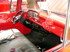 040906 Fabulous Fords 182 (SoCalCarCulture - Over 33 Million Views) Tags: show california park ford car dave truck panel lindsay f100 1957 delivery forever van fabulous fords buena socalcarculture socalcarculturecom