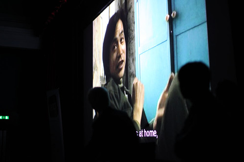 Masterclass with Wang Bing at the Filmhouse, Edinburgh