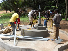 installing new pump