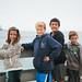 <p>Scripps kids enjoy a walk on the Scripps Pier.</p>