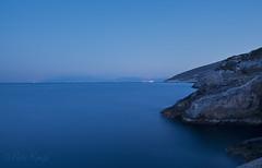 Blues (Karnevil) Tags: blue turkey greek nikon asia europe roman aegean earlymorning kusadasi d300 aegeansea morningshot asiaminor twominuteexposure