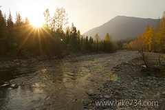 """Ole Creek at Sunset • <a style=""""font-size:0.8em;"""" href=""""http://www.flickr.com/photos/63501323@N07/7531827646/"""" target=""""_blank"""">View on Flickr</a>"""