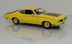 1970 Oldsmobile Cutlass Rallye 350 Hardtop (JCarnutz) Tags: 1970 oldsmobile cutlass diecast 124scale danburymint rallye350