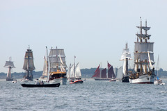 Parade of Sail, Newport, RI (cheryl.rose83) Tags: sailing newport schooner tallships paradeofsail paradeofsail2012 tallshipsnewport2012