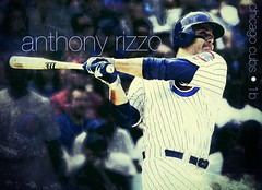 Anthony Rizzo Wallpaper (Aaron.Russell.Cox) Tags: wallpaper chicago wall photoshop background highdefinition hd cubs rizzo chicagocubs 1b firstbase highdefiniton anthonyrizzo