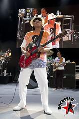 Santana - DTE Energy Theater - Clarkston, MI - July 15th 2012