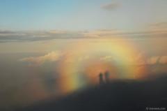 Brocken spectre at Vihren peak (.:: Maya ::.) Tags: mountain maya bulgaria brocken spectre pirin mayaeye mayakarkalicheva маякъркаличева karkalicheva