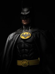 Batman (PowerPee) Tags: dc batman brucewayne hottoys 16thscale olympusem5