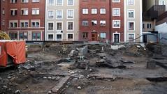 Archaeological excavation (osto) Tags: denmark europa europe sweden sony dslr scandinavia malm malm a300  osto alpha300 osto july2012