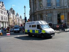 West Yorkshire Police YJ61KVZ (Waterford_Man) Tags: london trafalgarsquare westyorkshirepolice yj61kvz